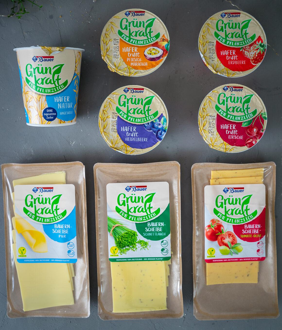 Bauer GrünKraft - alle Produkte
